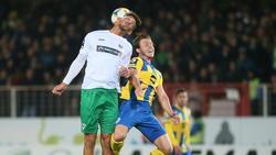 Preußen Münster und Eintracht Braunschweig trennten sich am Montagabend unentschieden