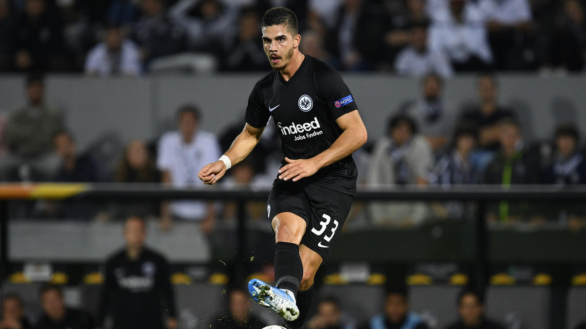 André Silva rennt seiner Form hinterher