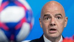 Gianni Infantino steckt viel Energie in tiefgreifende Reformen bei der FIFA