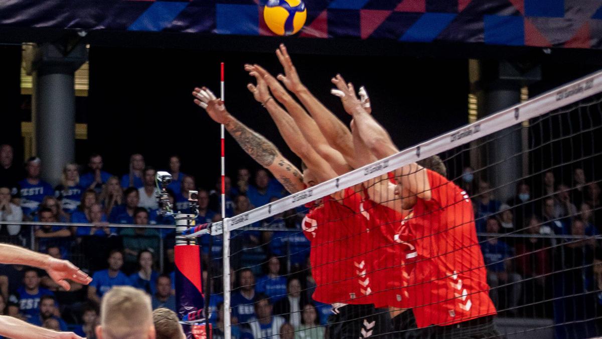 Erste Pleite für Deutschland bei der Volleyball-EM