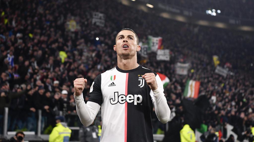 Ronaldo volvió a salir al rescate de los suyos.