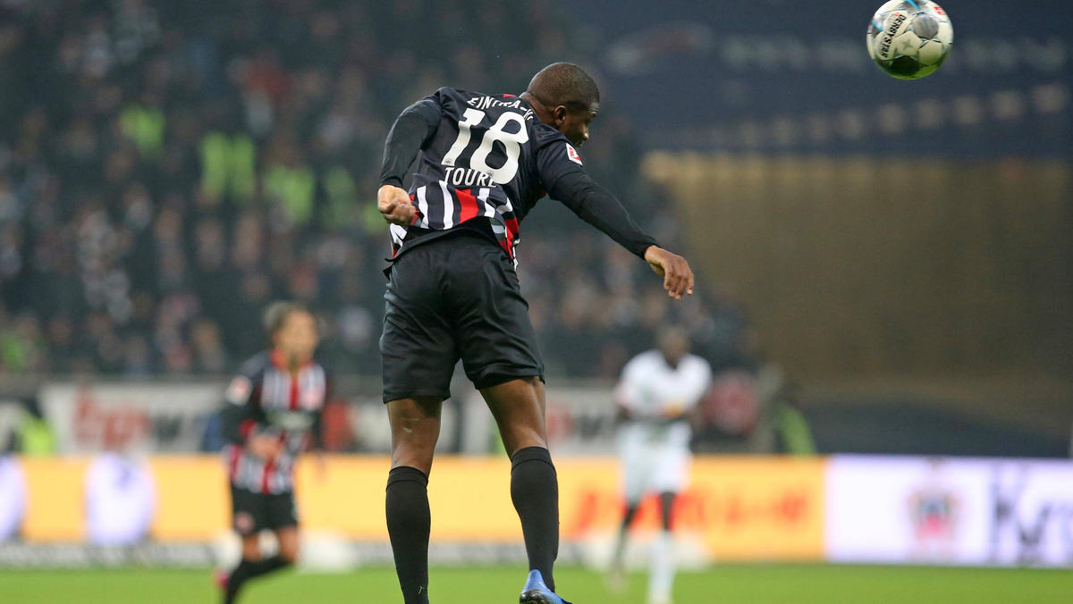 Almamy Touré warnt vor dem BVB
