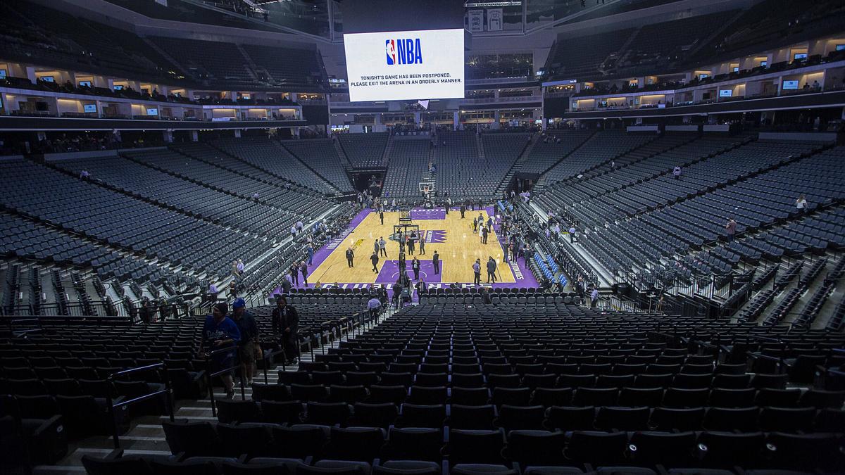 Die NBA setzt ihren Spielbetrieb für mindestens 30 Tage aus