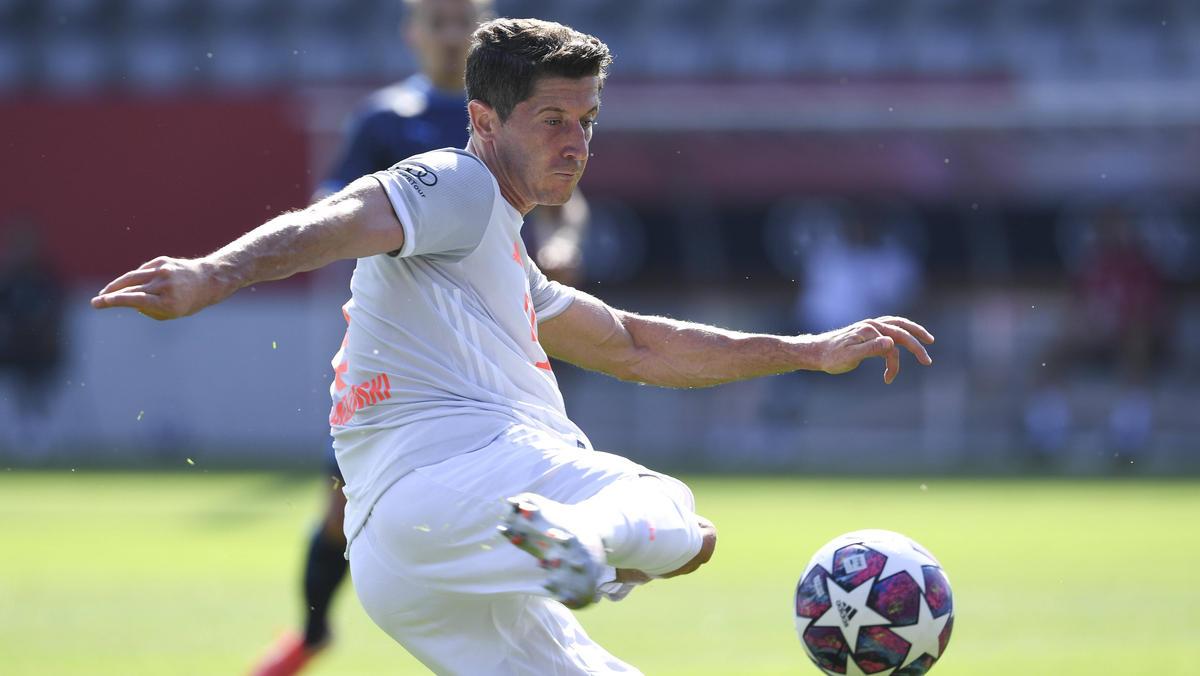 Robert Lewandowski wäre beinahe nicht beim FC Bayern gelandet