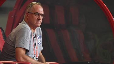 Uli Stielike ist nicht mehr Trainer in Tianjin