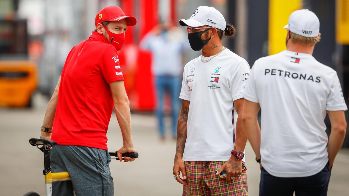 Sebastian Vettel sieht mehr Einigkeit unter den Fahrern