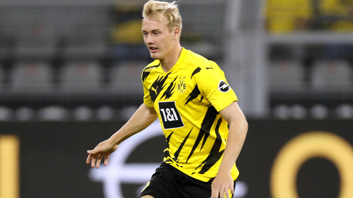 Wechselte 2019 von Bayer Leverkusen zum BVB: Julian Brandt