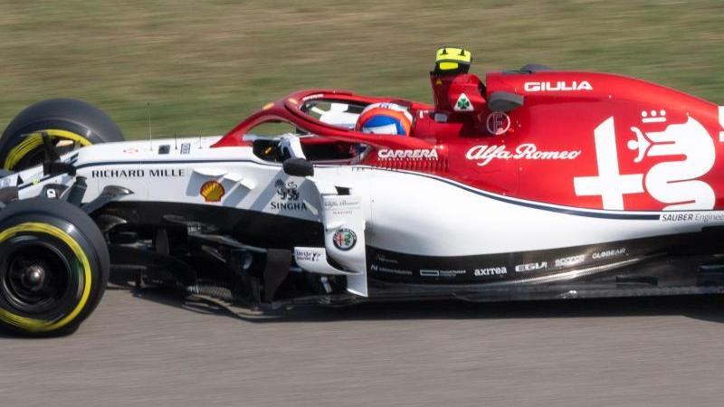 Alfa Romeo ist weiter Sauber-Namensgeber in der Formel 1