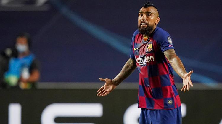 Vidal wechselte 2018 vom FC Bayern zum FC Barcelona