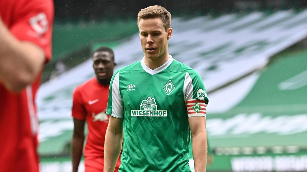 Bremens Niklas Moisander hat seine Zukunft offen gelassen