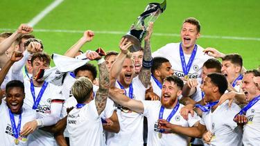 Auch Löw gratuliert der deutschen U21 zum EM-Titel