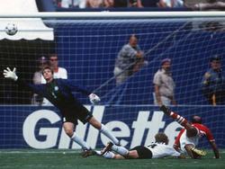 Das WM-Aus '94