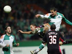 Bremen gewinnt 3:0 gegen Ajax
