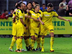 Young Boys schlagen Aarau 4:0