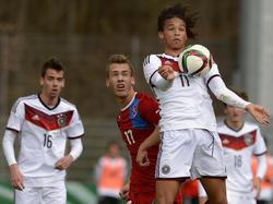 Schalkes Leroy Sané und Co. reisen als Titelverteidiger zur EM nach Griechenland