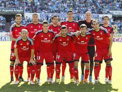 El Osasuna se metió en los 'Play Offs' en la última jornada a coste del Zaragoza. (Foto: Imago)