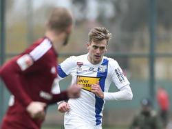 Lukas Schubert verabschiedet sich vom SV Grödig