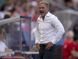 Thorsten Fink hat sich mit seinem Ex-Klub auf eine Vertragsauflösung geeinigt