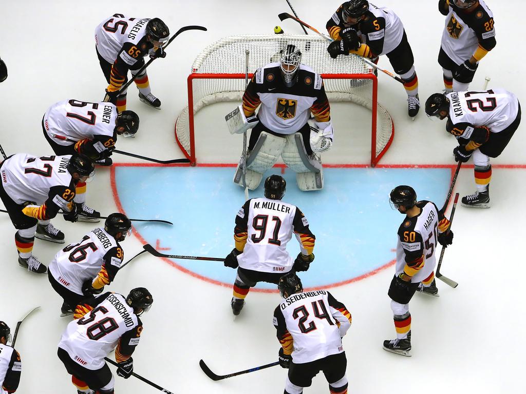 Deutschland Lettland Eishockey Live