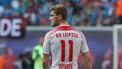 Timo Werner wird in der Europa-League-Quali nicht auflaufen