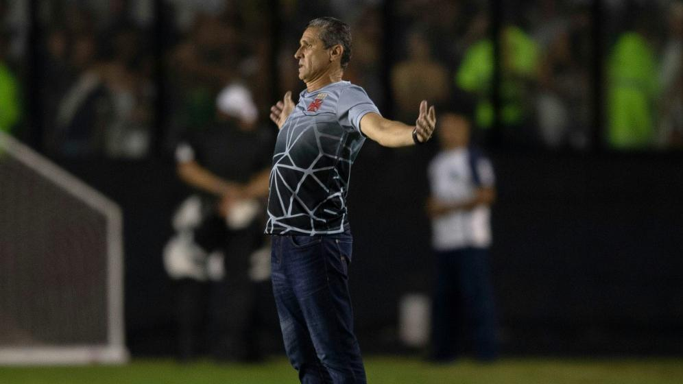Jorginho ist nicht mehr Trainer von Vasco da Gama