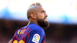 Arturo Vidal will mit dem FC Barcelona die Champions League gewinnen