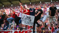 Die Fans des 1. FC Köln haben zuletzt für Schlagzeilen gesorgt