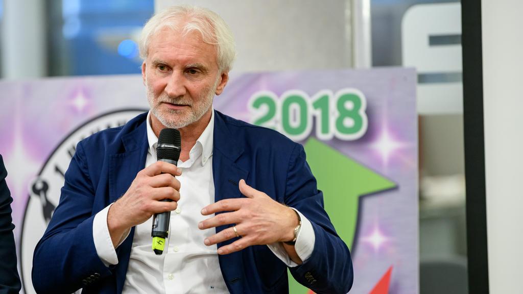 Rudi Völler hat kein Verständnis für aufkommende Kritik an Heiko Herrlich