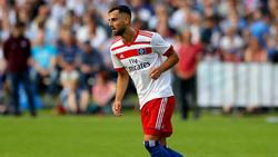 Mergim Mavraj war in der vergangenen Saison noch für den HSV aktiv