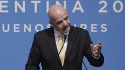 Gianni Infantino wird seit Monaten aus den Reihen der UEFA kritisiert