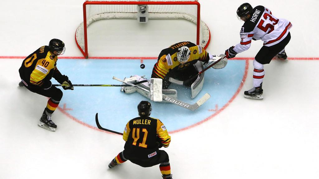 Kommt die Eishockey-WM bald in den öffentlich-rechtlichen TV-Sendern?