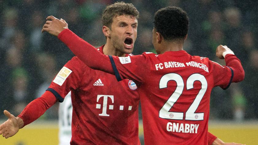 FC Bayern wieder in der Spur, allerdings mit Doppelbelastung