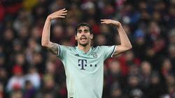 Javi Martínez täuschte einen Krampf im Spiel gegen Liverpool nur an