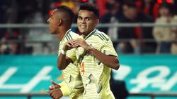 Luis Díaz marcó el empate contra Corea del Sur. (Foto: Getty)