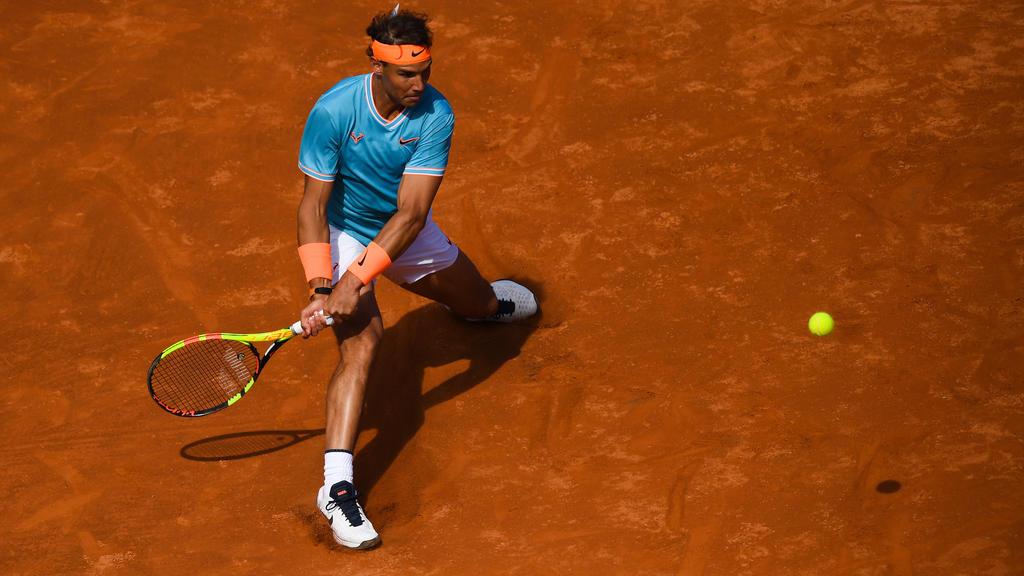 Rafael Nadal zieht in Barcelona ins Viertelfinale ein