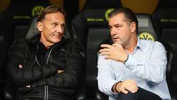 Die BVB-Bosse Watzke (l.) und Zorc (r.) machen angeblich bald den nächsten Transfer perfekt