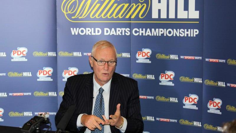 Barry Hearn ist Chef des Snooker-Weltverbands