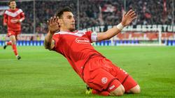 Kaan Ayhan könnte bald wieder im Schalke-Trikot jubeln