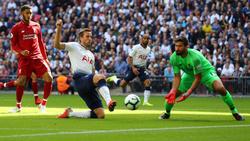 Trifft Harry Kane von Tottenham Hotspur gegen den FC Liverpool?