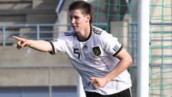 Niklas Süle vom FC Bayern durchlief die Junioren-Teams des DFB
