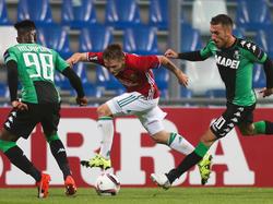 Sassuolo gegen Rapid