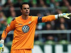 Ab sofort wieder Stammtorhüter beim VfL Wolfsburg: Diego Benaglio