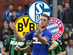 Milan Škriniar soll das Interesse des BVB und der Bayern geweckt haben