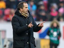 Manuel Baum verschwendet keinen Gedanken an eine mögliche Europacup-Teilnahme