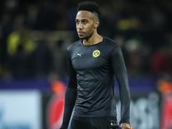 BVB-Stürmer Pierre-Emerick Aubameyang könnte in Kürze in London auftauchen