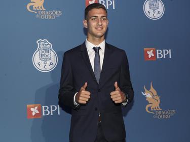 Diogo Dalot es una de los jóvenes promesas del fútbol portugués. (Foto: Getty)