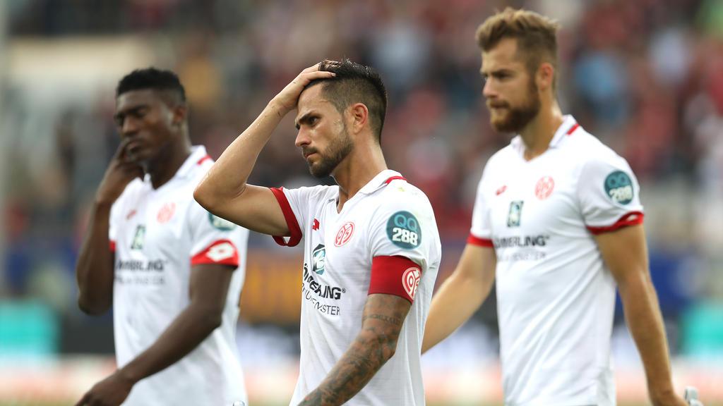 Der FSV Mainz 05 musste sich dem SC Freiburg geschlagen geben
