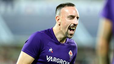 Franck Ribéry no podrá ayudar a sus compañeros en los siguientes duelos.