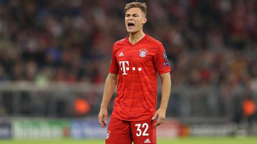 Ist von der Qualität des Bayern-Kaders überzeugt:Joshua Kimmich