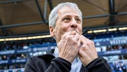 BVB-Trainer Lucien Favre muss gegen Gladbach siegen